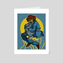 Nausicaa - Art Card by Days