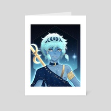 starboy - Art Card by Moonlight Wisteria