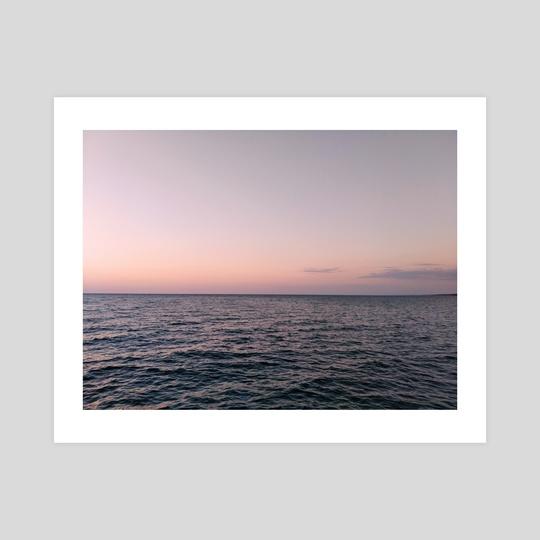 Sunset by Natalia Ponarina