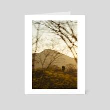 Focus. - Art Card by Alan Mariscal