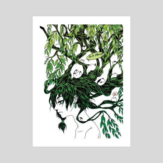 Mochigiri Tree by Ou-ren