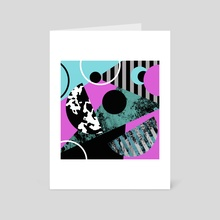Bits & Pieces - Art Card by Philip Campbell