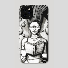 The Jewelry Designer - Phone Case by Ernest Dziedzic