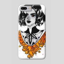 Orange - Phone Case by Mashiiro