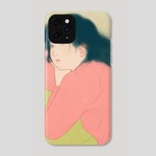 Sachiko - Phone Case by Sai Tamiya