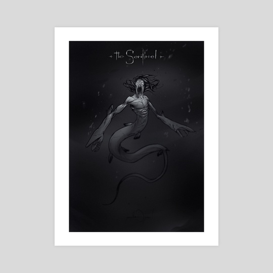 The Sentinel by Jonathan Noyau