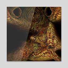 Prima generis - Acrylic by Neil Macleay