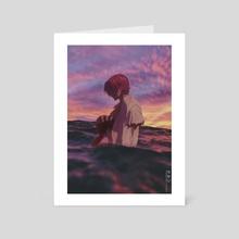 Shanks - Art Card by Obnubilant  ラヤン