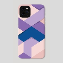 Shadow Geometry #2 - Phone Case by Andrew  Haan