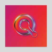 Q - 36 days of type #07 - Canvas by Martin Naumann