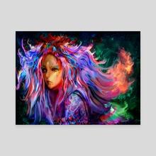 princess - Canvas by Maxim G