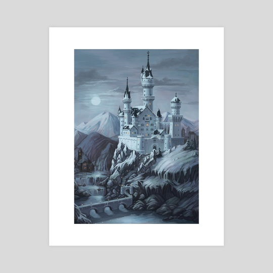 Castle by Lily Morran