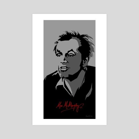 Jack Nicholson by Kunal Kundu