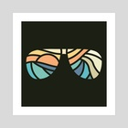 Sunglasses - Art Print by Jimmy Bryant