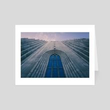 Looking Up - Art Card by Alex Tonetti