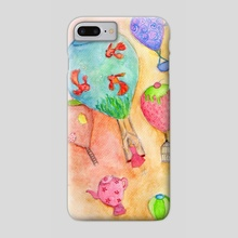 Fly - Phone Case by cj del rosario