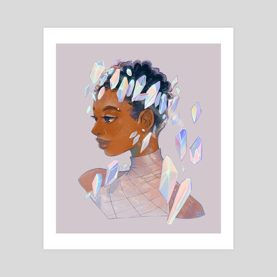 Crystal by Geneva Bowers