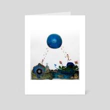 Kalaru - Art Card by Rebecca Odessa