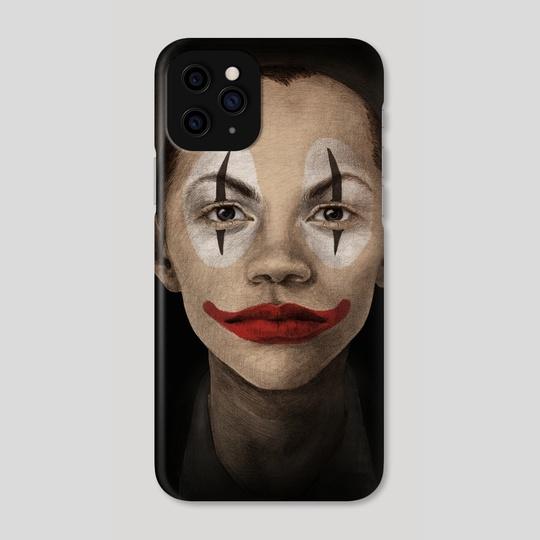 Clown by Jay Kelly Illustration