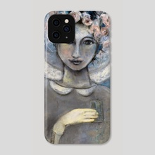 Inner Child Innocence  - Phone Case by Maureen Nadeau