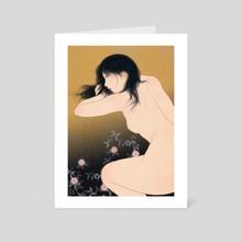 Rino - Art Card by Sai Tamiya