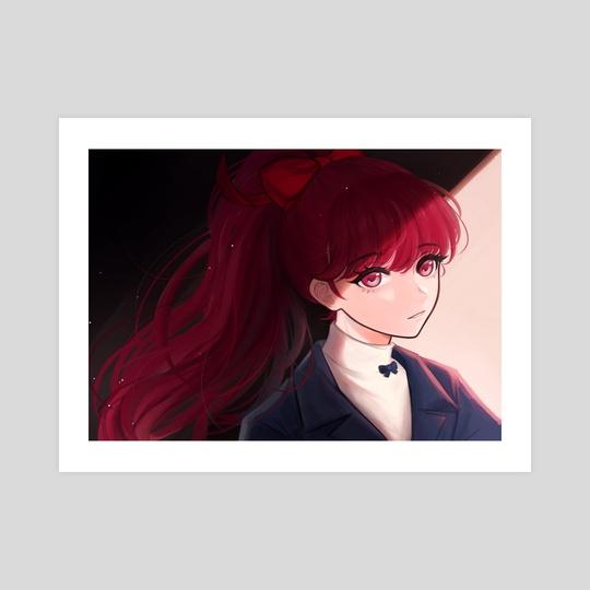 Kasumi - Persona 5 Royal by yaraberry