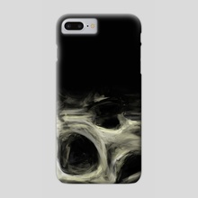 As the Sun Goes Out - Phone Case by Phil Lang