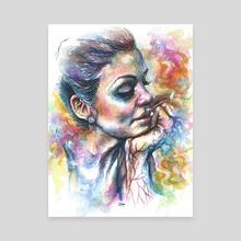 The Escape of Dreams - Canvas by Cristina Pacheco
