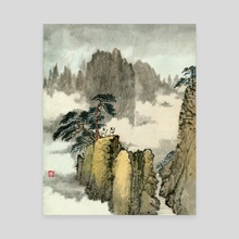 Landscape - 88 - Canvas by River Han