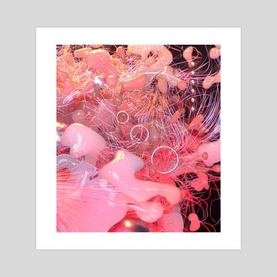 Messy (2) by Carla Batley