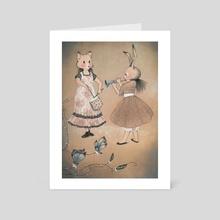 Sinfonie  - Art Card by Lisinka ★