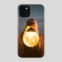 Moonlight - Phone Case by Justin Peters