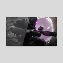 XIV - Acrylic by Gammatrap