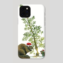 Family Traditions - Phone Case by Jason Vukovich