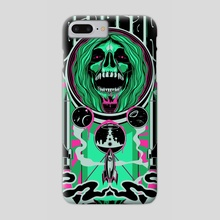 Acid Giant - Phone Case by Chris Percy