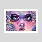 「infection」 - Art Print by Sei Violette