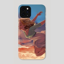 Fly - Phone Case by Marta Vives