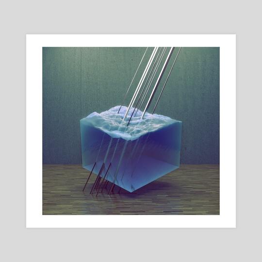 No hay frio by Daniel Molina
