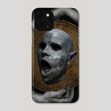 Head - Phone Case by Ekaterina Kuznetsova