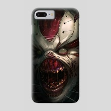 From The Crypt - Phone Case by Lennart Verhoeff