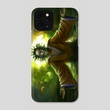 Voodoo Priest - Phone Case by Jeff Ward