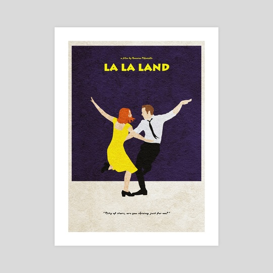 La La Land by Deniz Akerman