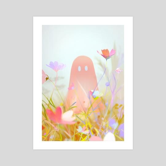 The dawn spirit by Liz Lim