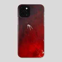 Collapse of the Dream - Phone Case by Aaron Nakahara