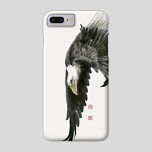Eagle - 3 - Phone Case by River Han