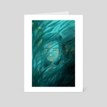 Klep - Art Card by Christine Chang