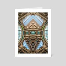 C O N C A V U M - Art Card by Eclectic Image