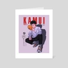 OBITO - Art Card by YUREI