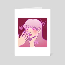 Lalisa - Art Card by Giullana Alarkon