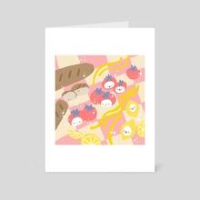 still life 37 - Art Card by Annie Nguyen
